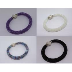 Lot de 4 bracelets FL 362…365 à 3,5 et 4col FL 462…465 à 4,2