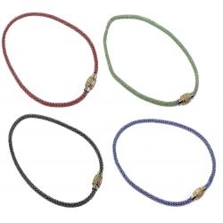 lot de 4 colliers in 478/479/480/481
