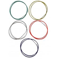 lot de 5 colliers in 482/483/484/485/486
