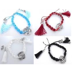 Lots de 4 bracelets fk 310/311/312/313