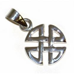 Pendentif argent 1.7g motif celtique
