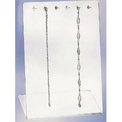 Presentoir plexiglas 6 bracelets 15*21 cm