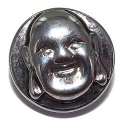 bouton pression Bouddha