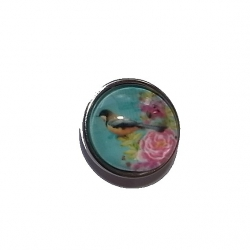 "Bouton pression ""oiseau"" taille G"