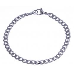 Bracelet acier - 5mm - 22cm