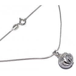 collier argent 5,6g 45 cm