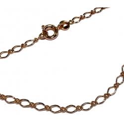 Colliers po collier plaqué or 40cm
