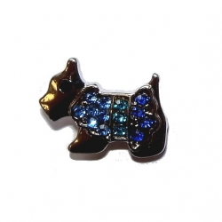 """Bouton pression """"chiens"""" taille G"""
