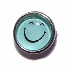 """Bouton pression """"smiley"""" taille P"""