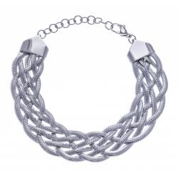 Bracelet acier 17+4cm