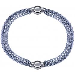 Apollon - Collection MiX - bracelet combinable chaines - 10,25cm + chaines - 10,25cm