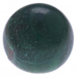 Stilivita - Bille Malachite  - diamètre 6mm - trou intérieur adapté 1.3mm