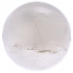 Stilivita - Bille Pierre de lune  - diamètre 6mm - trou intérieur adapté 1.3mm