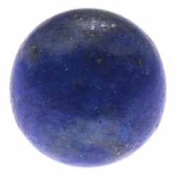 Stilivita - Bille Lapis lazuli  - diamètre 6mm - trou intérieur adapté 1.3mm