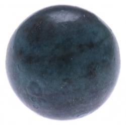 Stilivita - Bille Azurite  - diamètre 6mm - trou intérieur adapté 1.3mm