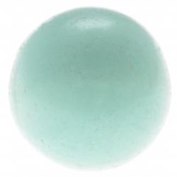 Stilivita - Bille Amazonite  - diamètre 6mm - trou intérieur adapté 1.3mm