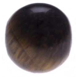 Stilivita - Bille åil de tigre  - diamètre 6mm - trou intérieur adapté 1.3mm
