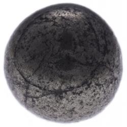 Stilivita - Bille Pyrite  - diamètre 6mm - trou intérieur adapté 1.3mm