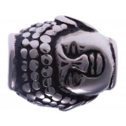 Stilivita - Composant acier bouddha - 12x10mm
