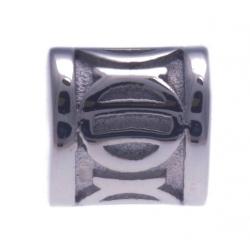 Stilivita - Composant acier tube décoratif - diamètre 6mm