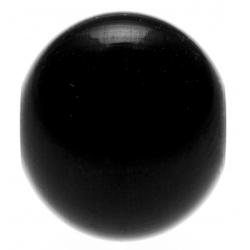 Stilivita - Composant bille acier noir - diamètre 8mm