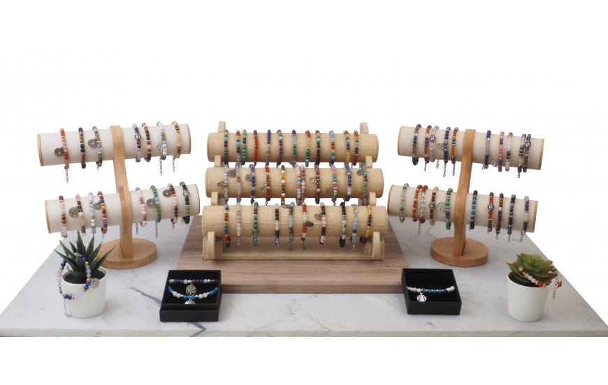 Bracelet STILIVITA - 7 Chakras et équilibre