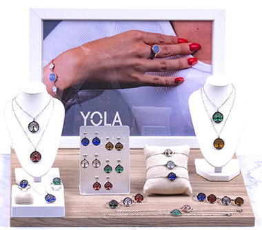 COLLECTION YOLA - BIJOUX ARBRE DE VIE