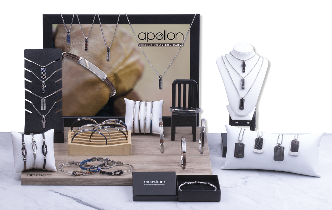 Bijoux pour Homme Apollon - Collection 2020