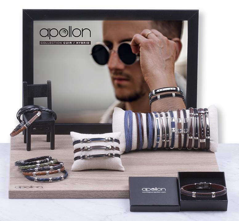 Bijoux pour Homme Apollon - Collection Automne / Hiver 2019