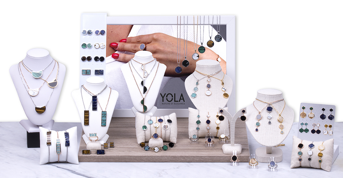 Bijoux en argent et pierres naturelles STILIVITA